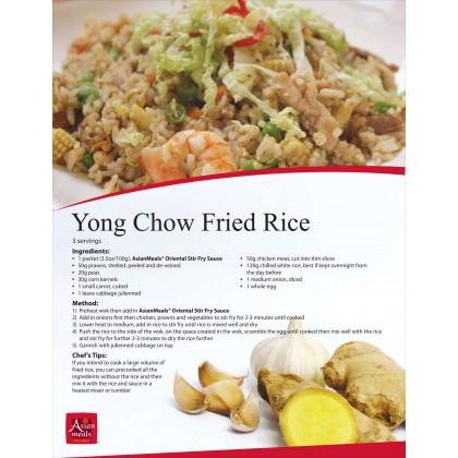 Asian Meals Sos Tumis Cina / Oriental Stir Fry Sauce 120g 马拉西亚中式炒酱